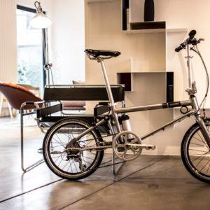 Ahooga Folding Bike
