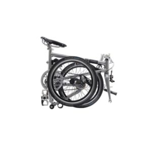 Ahooga Folding Bike