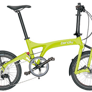Riese+Müller Birdy - Lime, Rohloff