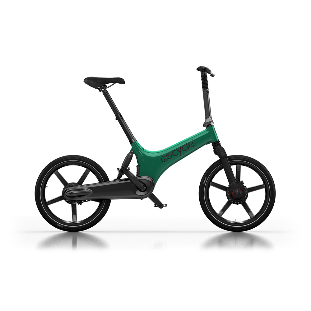 Gocycle G3C - Special Edition Gocycle G3C Green