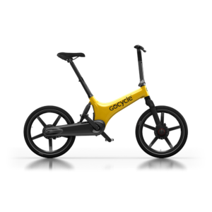 Gocycle G3C - Special Edition Gocycle G3C Yellow