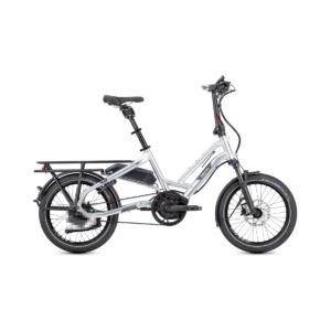 Tern HSD - Silver, HSD S+ - Bosch Performance Line & Enviolo Sport 380 hub