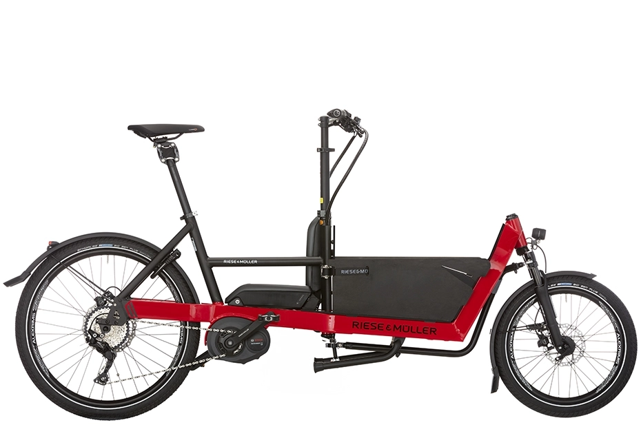 Riese+Müller Packster 40 | 60 | 80 (45 km/h)