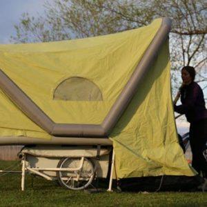 B-turtle Micro-caravan